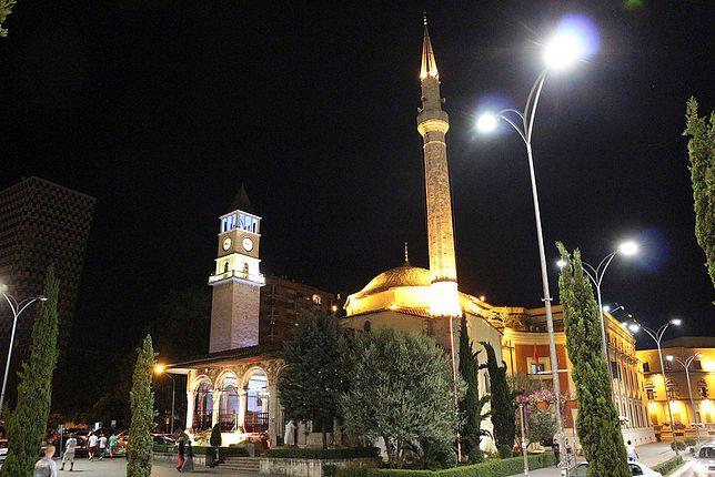 Meczet Ethem Beja w Tiranie