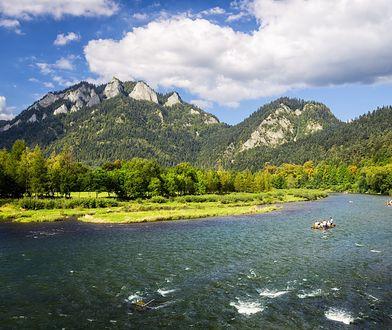 Spływy Przełomem Dunajca od dziesięcioleci cieszą się ogromną popularnością wśród turystów