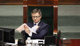 Marek Kuchciński, marszałek Sejmu