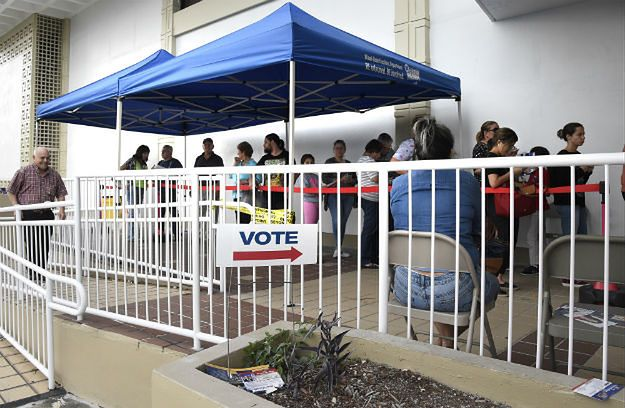 Głosowanie na Florydzie