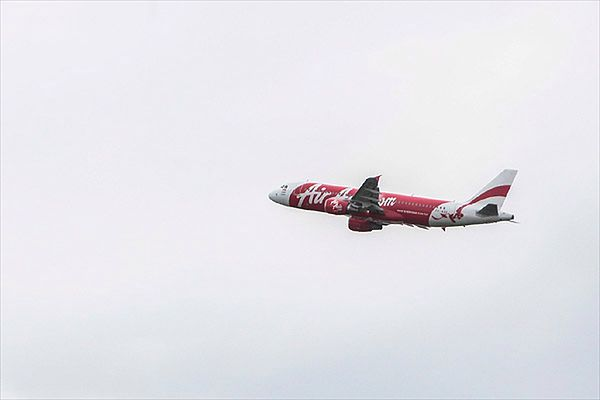 Katastrofie AirAsia winna pogoda?