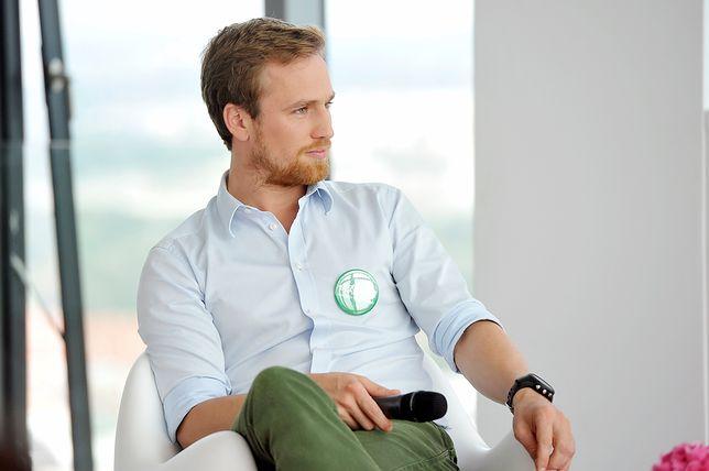 """Mateusz Janicki: """"Chciałbym żyć w kraju, w którym nie dominuje strach i nienawiść"""""""