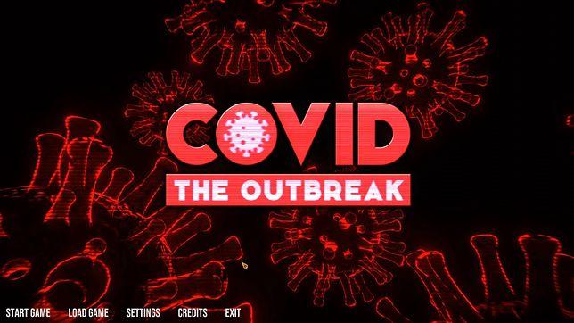 """COVID: The Outbreak"" - nowa gra o pandemii koronawirusa."