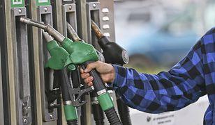 Kolejne rekordy cen benzyny