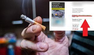 Na rynku pojawił się problem z dostępnością papierosów mentolowych.