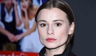 """Joanna Jarmołowicz to gwiazda """"M jak Miłość"""""""