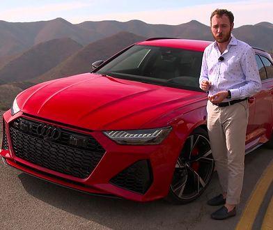 Audi RS 6 Avant - test kombi z osiągami superauta