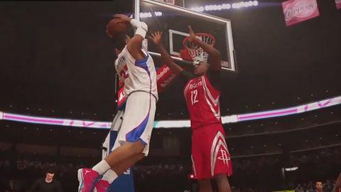 Co takiego nextgenowego znajdziemy w NBA 2K14?