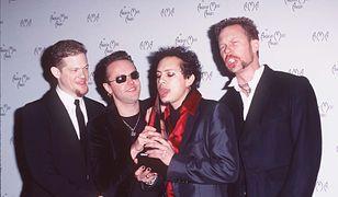 Metallica w połowie lat 90.