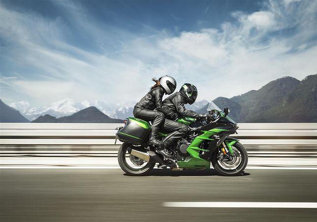 Hybrydowe motocykle Kawasaki coraz bliżej