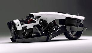 BMW R 1000 RR Phantom – custom jak dzieło sztuki