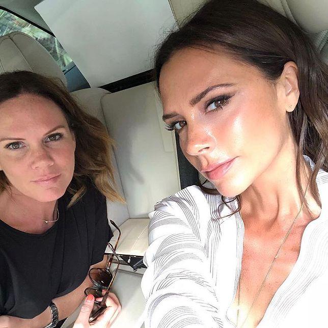 Victoria Beckham pokazała na Instagramie siostrę. Też ma czwórkę dzieci