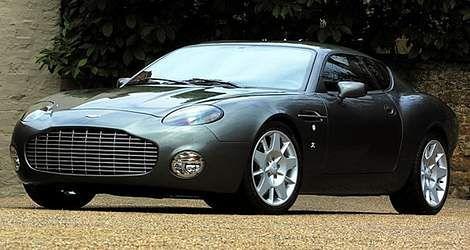Pierwszy współczesny – Aston Martin DB7