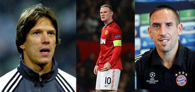 Brzydcy piłkarze