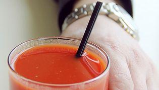 Sok pomidorowy - koniecznie wypij go po ćwiczeniach