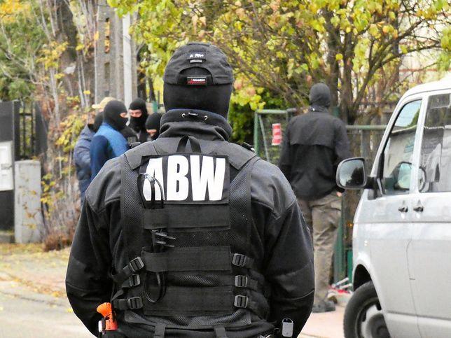Funkcjonariusze ABW zatrzymali w Warszawie i Szczecinie dwie osoby