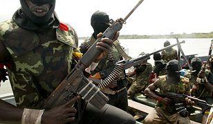 Atak terrorystów na obóz wojskowy w Nigrze