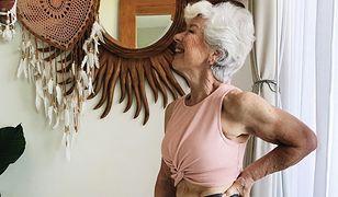Ma 74 lata i schudła ponad 20 kg. Teraz jej sylwetka wygląda rewelacyjnie