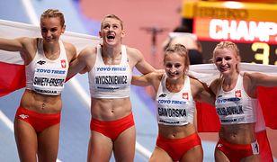 Polskie lekkoatletki zdobyły srebro