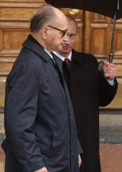 Putin odznaczył Jaruzelskiego