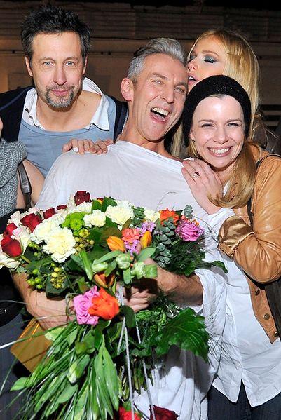 Szymon Majewski, Robert Kupisz, Agata Kulesza, Magdalena Mielcarz