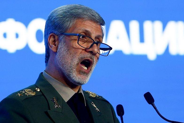 Iran chwali się nową bronią. Drony bojowe mają niezwykłe osiągi