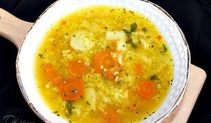 Rosół z ryżem, czyli ryżanka. Zupa na chłodne dni