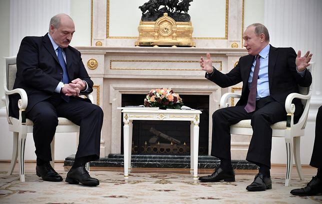 Łukaszenka nie osiągnął tego, czego oczekiwał