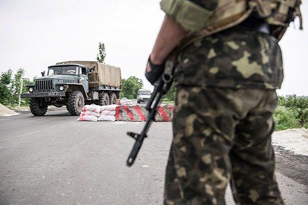 Walki w Donbasie trwają od 2014 roku