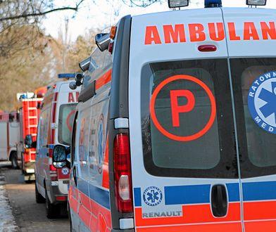 Tragiczny wypadek na DK7. Dwie osoby zginęły, trzy są ranne - sprawcą 87-latek