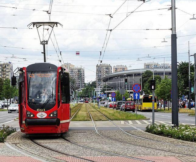 Katowice. W mieście już niedługo powinna się rozpocząć budowa nowej linii tramwajowej.
