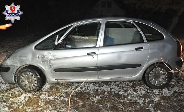Kierowca, który spowodował wypadek miał 2 promile alkoholu we krwi