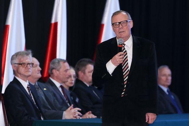 Szef podkomisji smoleńskiej Wacław Berczyński