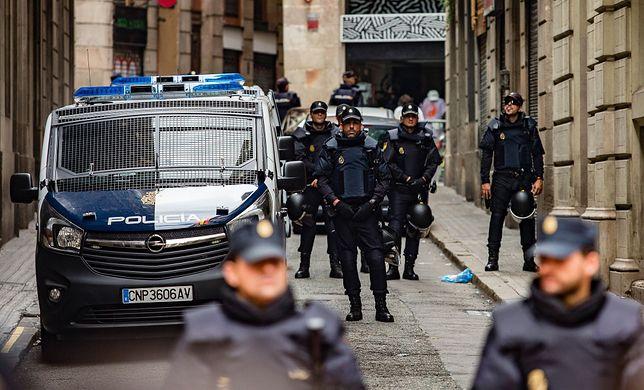 Hiszpania o krok od tragedii.
