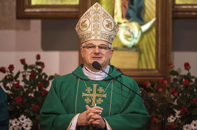 Bp Marek Mendyk.