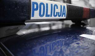 Gdańsk. Policja nad Motławą