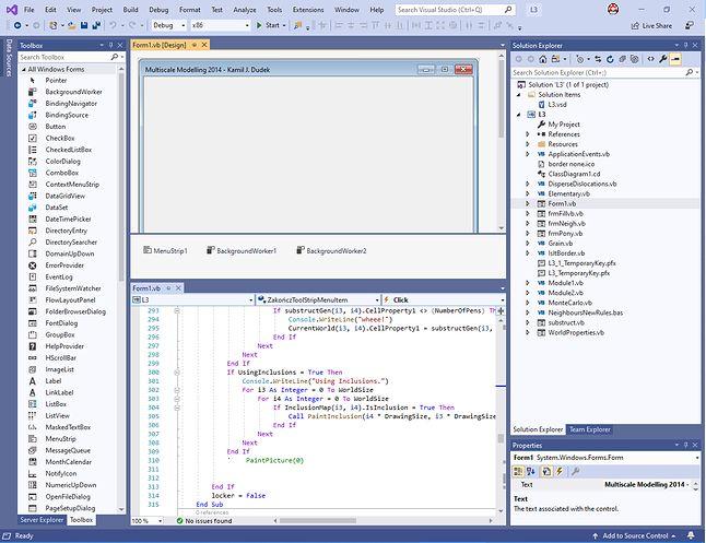 Visual Studio wciąż jeszcze potrafi być przekombinowanym narzędziem, w którym nawet najgłupsze projekty wyglądają kosmicznie, ale to raczej przeszłość