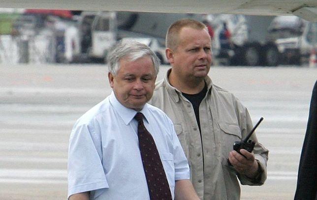 Zmarł szef ochrony prezydenta Lecha Kaczyńskiego