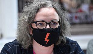 Strajk Kobiet. Marta Lempart z zakazem wstępu do Sejmu
