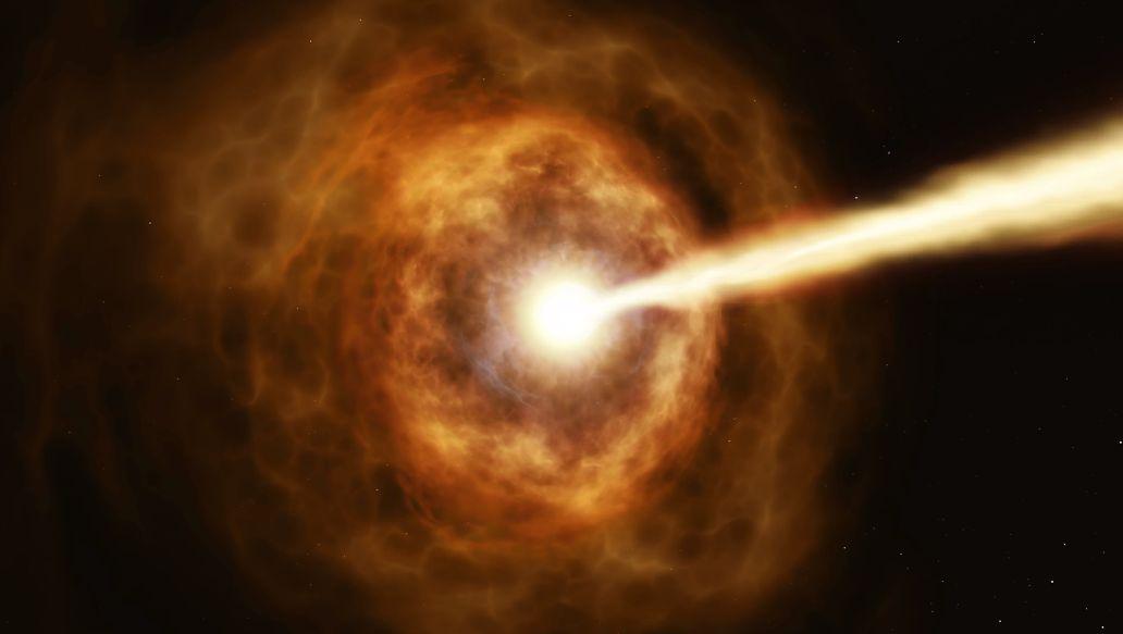 Odkryto najpotężniejsze kosmiczne eksplozje. W badaniu brali udział Polacy