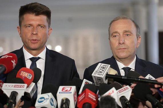 Rafał Trzaskowski wspólnym kandydatem Schetyny i Petru na prezydenta Warszawy