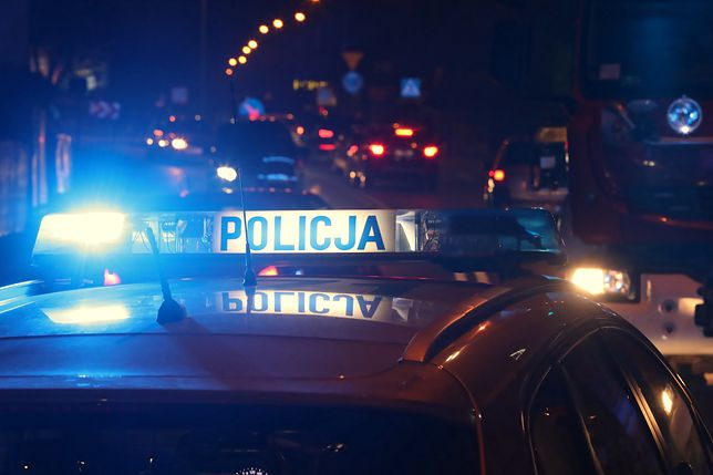 Warszawa. Niebezpieczne zderzenie na Bielanach. Dwie osoby w szpitalu
