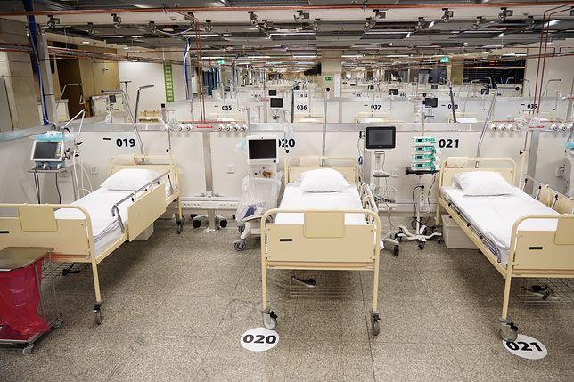 Mazowieckie. W szpitalach są wolne łóżka [zdj. ilustracyjne]