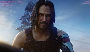 """Tak, to Keanu Reeves. Tak, wystąpi w """"Cyberpunk 2077"""""""