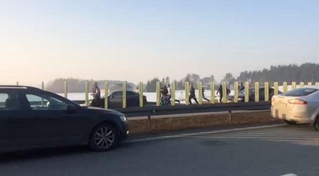 """""""Ustawki"""" kiboli - nowe zagrożenie na polskich autostradach"""