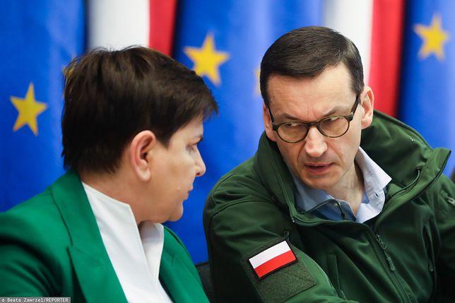 Piszą o synu Beaty Szydło. Jest reakcja premiera Morawieckiego