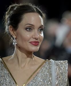 Angelina Jolie sprzedaje obraz Winstona Churchilla