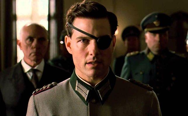 "Tom Cruise w filmie ""Walkiria"" (2008)"