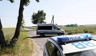 Policja zatrzymała mężczyznę podejrzewanego o morderstwo Kristiny z Mrowin