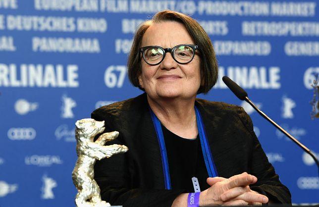 Agnieszka Holland zdobyła Srebrnego Niedźwiedzia na Berlinale w 2017 r.